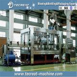 PLC 통제되는 375ml 유리제 맥주 병 충전물 기계