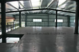 Erschwingliche Fertigmetalzelle-Stahlfabrik-und Werkstatt-Gebäude