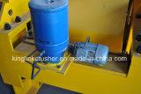 Triturador de dimensionamento de rolete duplo para o carvão e minério de outros de esmagamento de pedra