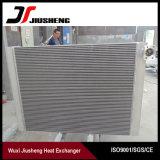Plaque en aluminium fin compresseur Échangeur de chaleur pour Ingersoll Rand