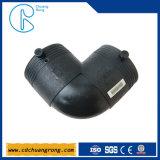 Fornecedores de montagem de gás de plástico HDPE (cotovelo)