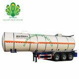 Le réservoir semi-remorque pour transporter le pétrole brut