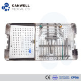 Canwell 3.5mm LC-DCP 격판덮개, 소폭, 임플란트, 티타늄 의학 격판덮개