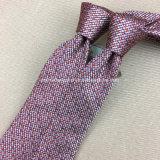 Fábricas tecidas do laço da garganta do nó seda perfeita Handmade