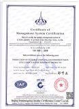 Соединение шестиугольника Dl сертификата ISO9001