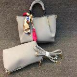 Nuovi sacchetti di spalla del Tote della signora Handbag Fashion Silk Scarf delle donne di disegno con la piccola borsa smontabile Sh134 del sacchetto