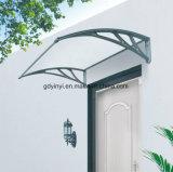 Assemblage facile DIY Auvent extérieur Balcon en polycarbonate (AA1000-C)
