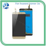 Агрегат экрана LCD касания оригинала 100% для почетности 4X Huawei