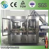 Machine de remplissage de boissons gazeuses à bouteille en verre pleine automatique SGS pour bière