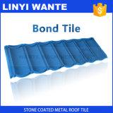 Декоративным плитка крыши строительного материала покрынная камнем Bond для виллы