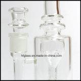De Torus van het Moederschip van Hfy ontruimt 10 van de Wasfles van het Glas van het Water van de Rokende Duim Pijp van de Recycleermachine