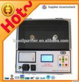 Analyseur de résistance diélectrique d'huile isolante d'ASTM D1816 (DYT-80)