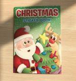 Livre de retrait de collant de Noël pour des enfants