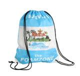 Le sac de cordon promotionnel le plus neuf de sport