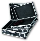 ألومنيوم حالة /Aluminum تخزين حالة في حجم مختلف