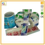 Qualitäts-kundenspezifischer selbstklebender Drucken-Aufkleber