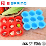 Boîte à aliments en silicone pour bébé 9in 1 Bac à glace