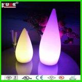 Bewegliche Hochzeits-Tisch-Beleuchtung-Lampe LED-nachladbare dekorative LED