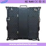 Fábrica de fundición a presión a troquel a todo color de alquiler de interior de la pantalla del panel de la tablilla de anuncios de LED P4 (CE, RoHS, FCC, CCC)