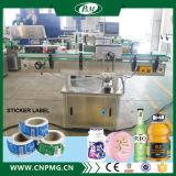 machine à étiquettes adhésive de bouteille ronde de la capacité 6000bph