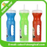 Promoção Customized Sports Plastic Water Drink Bottle