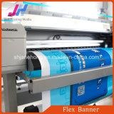 Bandera de la flexión del PVC que hace la máquina