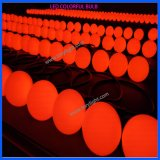 Iluminação do bulbo da esfera do diodo emissor de luz do pixel da noite DMX 512 do clube