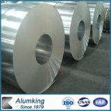 Bobina di alluminio di Cutted di spessore luminoso 6061 della superficie 6mm piccola