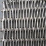 Rete metallica del nastro trasportatore del metallo