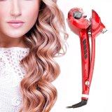 Encrespador de cabelo mágico de giro automático profissional por atacado do vapor
