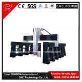 2016 Los más vendidos! ! Jc3040 5 ejes CNC máquina de corte router para el molde grande