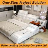 結婚式のベッドの快適で、柔らかいマッサージのベッド