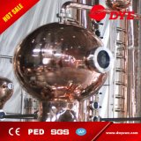 destilería de destilación de la vodka del equipo de la destilación 1000liter para la venta