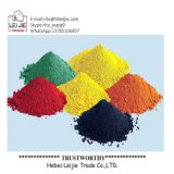 Все цвета (черный, желтый, красный, зеленый и т. Д.) Промышленный класс Пигментный оксид железа