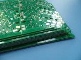 Geen Raad van de Kring van PCB Silkscreen Enige Opgeruimde met HASL
