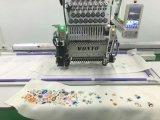 12/15 машин вышивки Flat&T-Рубашки Cap& компьютера цветов одиночных головных с машиной 1200 вышивки Spm высокой эффективной для сбывания