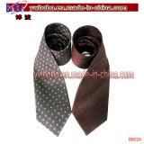 Cravate à la mode Cravate tricoté en soie Cravate à cordon en nylon 100% à cordon de serrage (B8028)