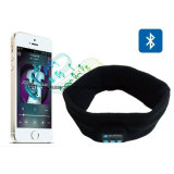 Bluetooth Music Headband, Wireless Bluetooth Estéreo Fones de ouvido Fones de ouvido Sport Headband Running Yoga Dancing Headband Cinzento Preto Rosa