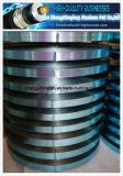 Bande bleue de Mylar de film de papier d'aluminium de couleur pour l'isolation et l'armature de câble