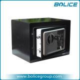 Коробка сейфа ювелирных изделий наличных дег миниых сейфов электронная малая домашняя