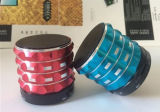 Portbale小型無線Bluetoothのスピーカーを電気めっきする金属