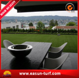 Hierba artificial barata del césped de China para la decoración del jardín
