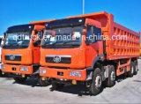 중국 FAW 8X4 쓰레기꾼 또는 팁 주는 사람 트럭