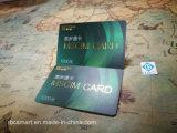 A identificação impressa costume lasca o negócio esperto do Tag dos cartões RFID do PVC