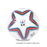 Soem-Fünf-Spitze Stern Belüftung-Fußball-Kugel-Größe 5