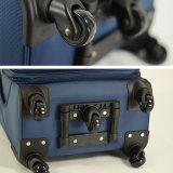 Chubont 5 колес удваивает комплект багажа замка 4PCS Tsa застежки -молнии