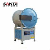 1200deg c kleiner Typ Gas-Atmosphären-Ofen für Labor (100X200X100mm)