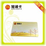 Smart Card senza contatto in bianco del PVC della plastica con il campione libero