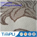 Tissu de coutil d'arrivée de qualité de matelas neuf de polyester