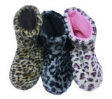 Neuer Verkaufs-Winter-Nizza Innenhauptplüsch-Schnee-Aufladungs-Schuhe